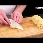 Овсяное печенье в мультиварке-скороварке REDMOND RMC-PM190. Рецепт для мультиварки.