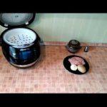 Домашние видео рецепты — куриные котлеты на пару в мультиварке