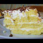 Домашние видео рецепты: бисквит в мультиварке