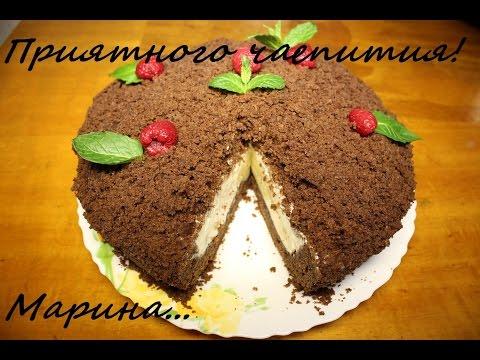 рецепты любительских тортов с фото