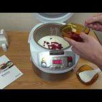 Как приготовить домашний Йогурт в Мультиварке по Книге рецептов. Тест
