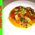 Простой Рецепт из Кабачков с Грибами в Мультиварке