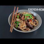 Мультиварка REDMOND IH300. Рецепты для мультиварки # 37: Лапша Удон с телятиной