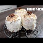 Мультиварка REDMOND 250. Рецепты для мультиварки #25: Пирожные «Белочка»