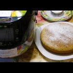 Домашние видео рецепты — простой пирог на кефире в мультиварке