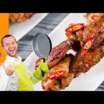 Куриные Крылышки по-азиатски — Куриные Крылья в мультиварке KitchenAid — легкий рецепт