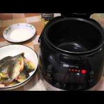 Домашние видео рецепты — жареный карась в мультиварке