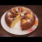 ♨️Вкусный пирог с яблоками в мультиварке 🍰 простой рецепт пирога #рецепты для мультиварки 🍴Выпечка