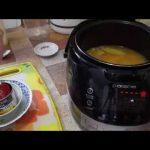Домашние видео рецепты — рыбный суп в мультиварке