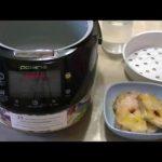 Домашние видео рецепты —  рыба на пару в мультиварке