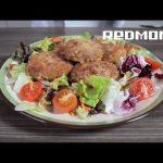 Мультиварка REDMOND 250. Рецепты для мультиварки #20: Биточки мясные с сыром и кабачками