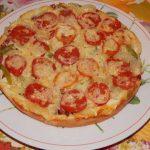 Пицца в мультиварке быстро, просто и вкусно!