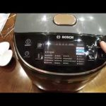 Мультиварка Bosch MUC22B42RU AutoCook/Обзор и опыт использования