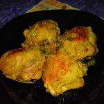 Простой рецепт — Куриные бёдрышки в мультиварке Редмонд (Redmond)