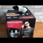 Распаковка и обзор Мультиварка-скороварка Redmond RMC — PM 400