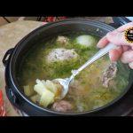 Рецепт для мультиварки. Суп с овощами и курицей.