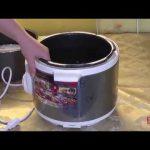 Redmond RMC PM4507 — Обзор Мультиварки-Скороварки — ENTOURAGE#1