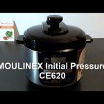 Обзор MOULINEX CE620. Мультиварка скороварка MOULINEX Initial Pressure CE620