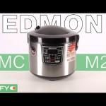 Redmond RMC-M20 — Обзор возможностей
