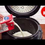 За уши не оттащишь, так ВКУСНО и Очень ПРОСТО! Вкусное топленое молоко в мультиварке!