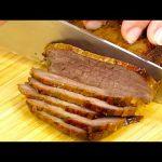 Думала, что все знают ЭТИ рецепты, но нет! ВМЕСТО колбасы! 5 рецептов — БУЖЕНИНА в духовке и БЕЗ