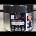 Обзор мультиварки Tefal Advanced pressure cooker CY621D32