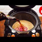 Готовлю мясо в пиве, получается очень вкусно! Быстрый и простой рецепт мяса в мультиварке!