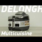 Delonghi FH1394 Multicuisine — мультиварка с возможностями аэрогриля