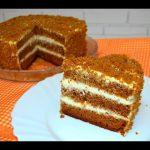Потрясающий Торт МЕДОВИК в мультиварке / Медовый торт / Рецепт Медовика в домашних условиях !!!