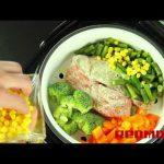 Рецепты от Redmond: Семга на пару (Мультиварка RMC-M4502 White)