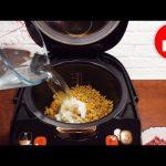 Просто добавьте воды! Простой и вкусный ОБЕД или УЖИН – Макароны с фрикадельками в мультиварке!