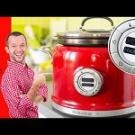Мультиварка KitchenAid с устройством для помешивания — обзор техники