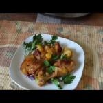 Домашние видео рецепты — куриные ножки с картошкой в мультиварке